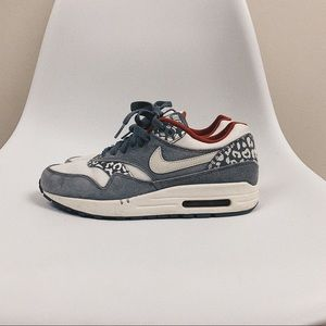 "Nike Air Max 1 ""Snow Leopard"""